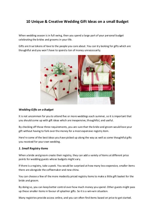 how much to budget for gifts