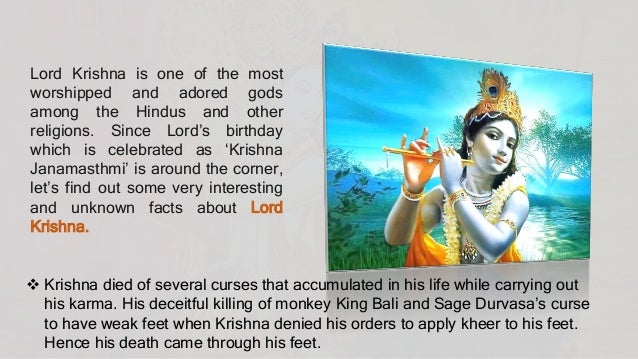 Unknown Facts About Lord Krishna | Vishnu aarti