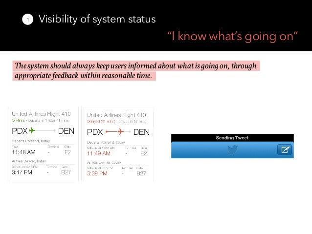 10 Usability Heuristics explained Slide 2