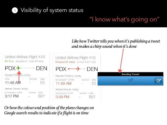10 Usability Heuristics explained Slide 3