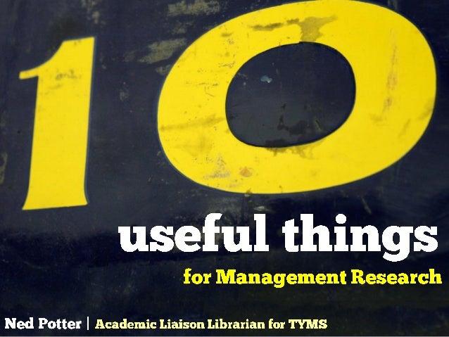 Over 100 journal runs with an emphasis on Management Business (900 titles) Development Studies (16 titles) Economics (638 ...