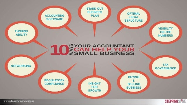 10 ways your accountant can help your small business