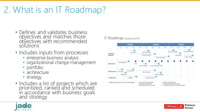 10 ways to enhance your it roadmap project with OUM
