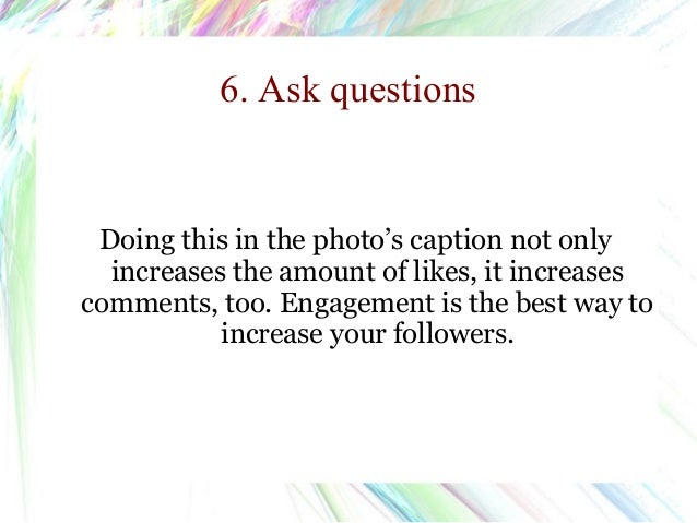 Pictures of Questions To Ask On Instagram - #rock-cafe