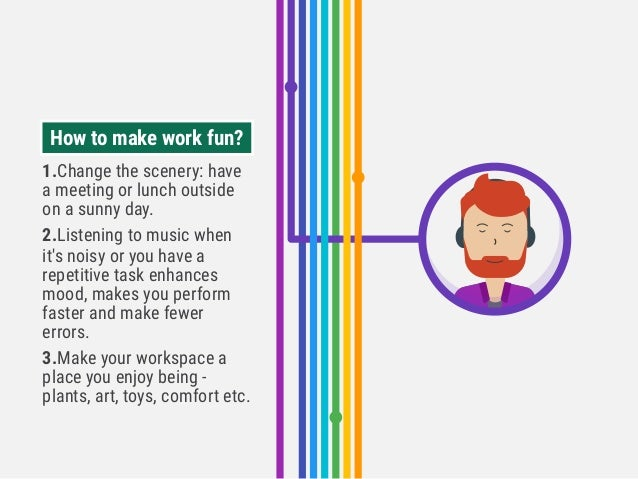 how to make work easier