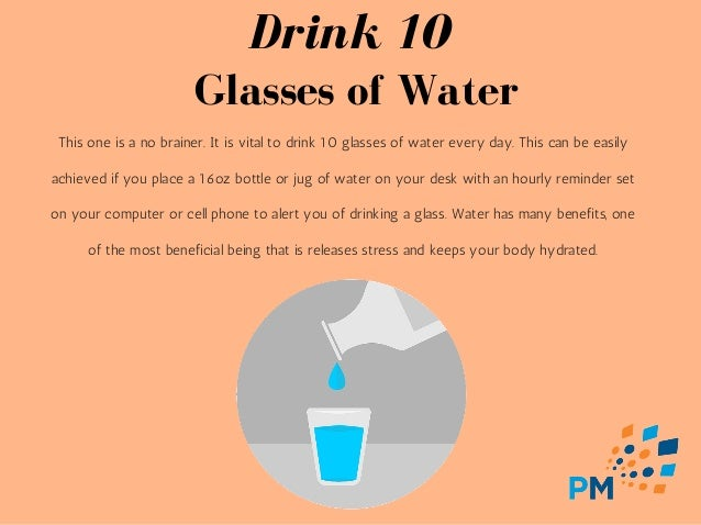 10 Ways To Stay Healthy For Healthcare Workers Slide 3