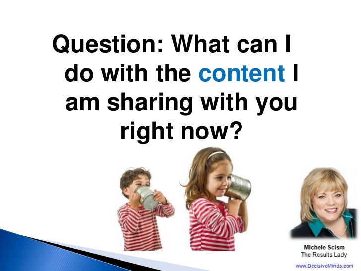 10 Ways to Get Visibility From 1 Piece of Content Slide 2