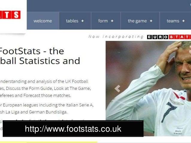 10 website statistik berkaitan bola sepak