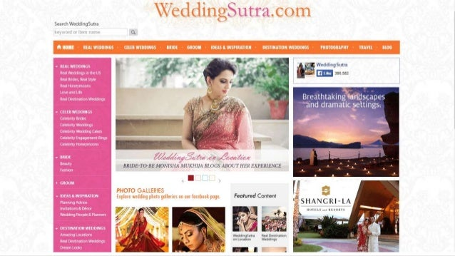 10 wedding sites you should visit before you plan your wedding visit website 8 junglespirit Choice Image