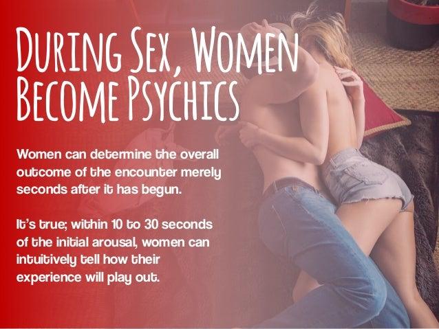 Flatulence during orgasm