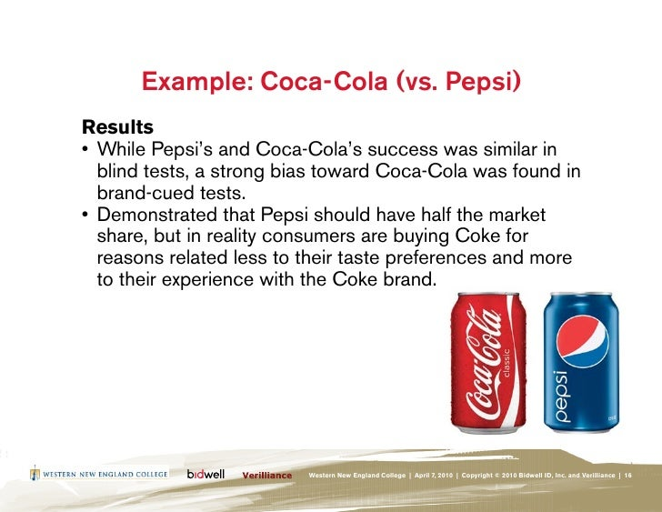 research cunsumers preferences coca cola and pepsi Coca-cola also engaged consumers as primary stakeholders through provision of hotlines, research and surveys, and through social channels the engagement is to ensure that the needs and preferences are met in the production of its products.
