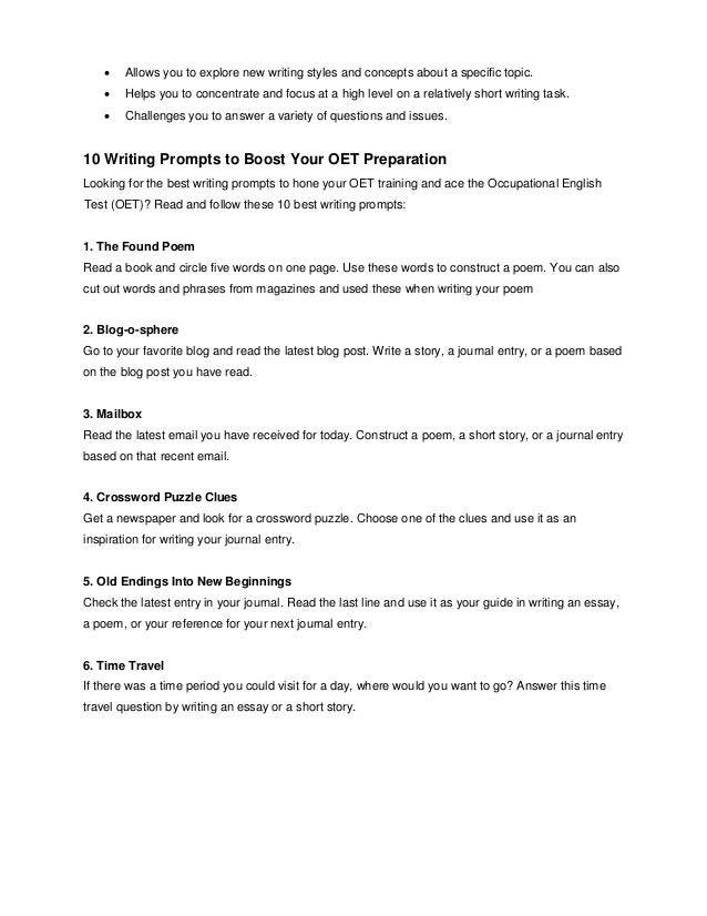 Essay writing comments