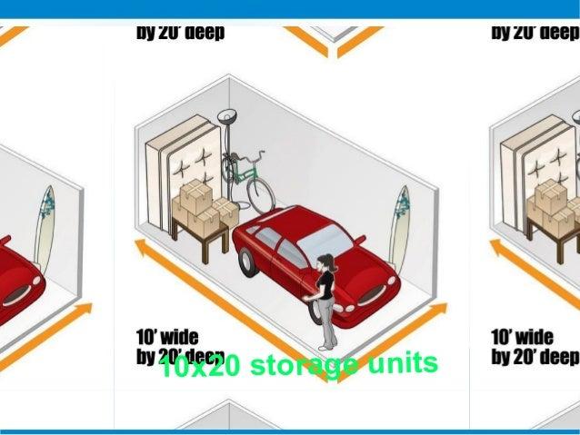 10x20 storage unit facility west valley