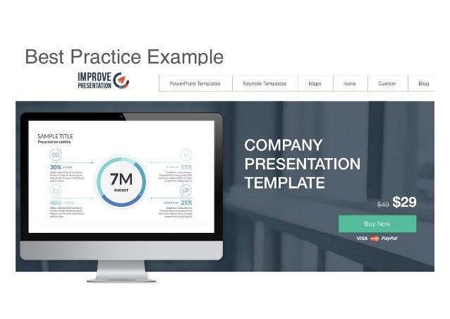 Best Practice Example