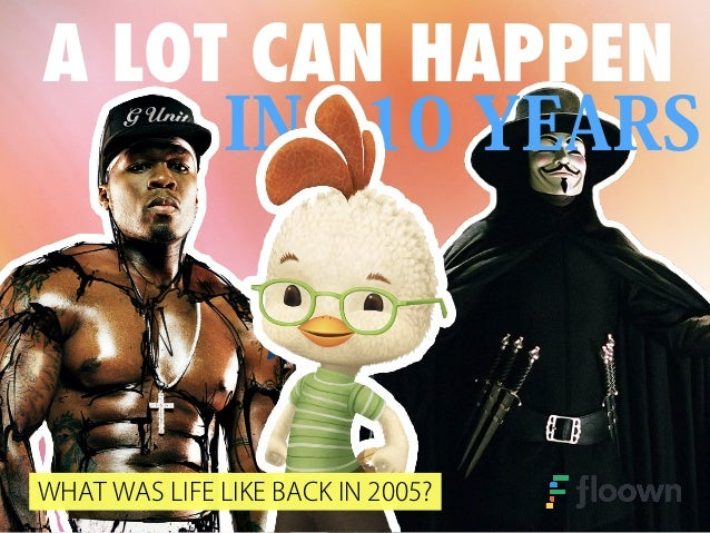 What Was Tech Like Back in 2005?