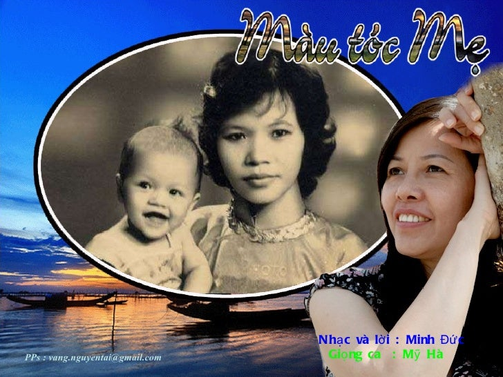 Giọng ca  : Mỹ Hà  Nhạc và lời : Minh Đức PPs : vang.nguyentai@gmail.com