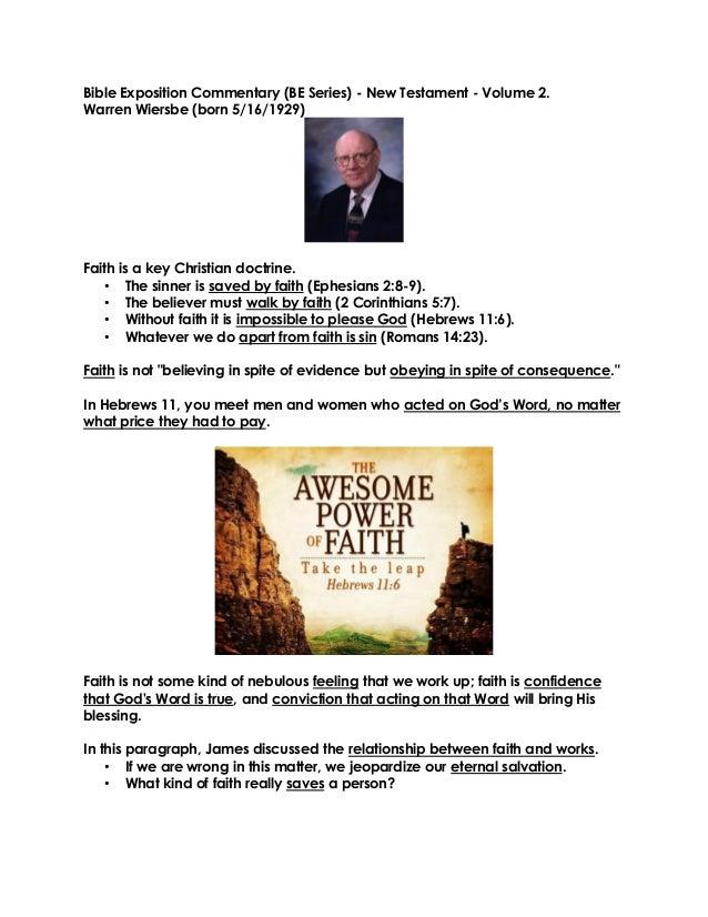 11 Evidences Of Eternal Salvation