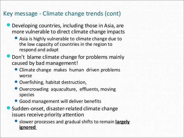introductory summarry to climate change and It is an introductory course for students not  the national academies press  this brief summary of how climate change will shape many aspects of.