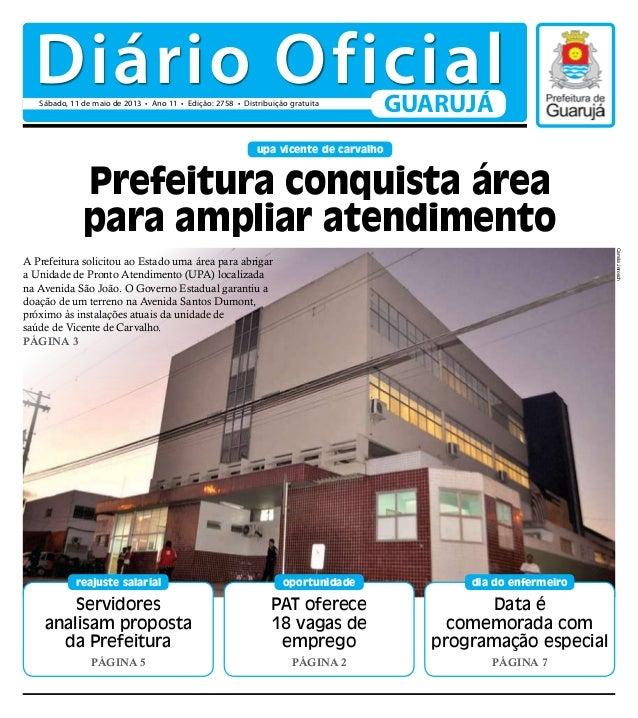 Servidoresanalisam propostada PrefeituraPágina 5reajuste salarialupa vicente de carvalhoData écomemorada comprogramação es...