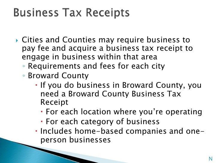 Legal And Tax Implications When Setting Up A Business In Florida