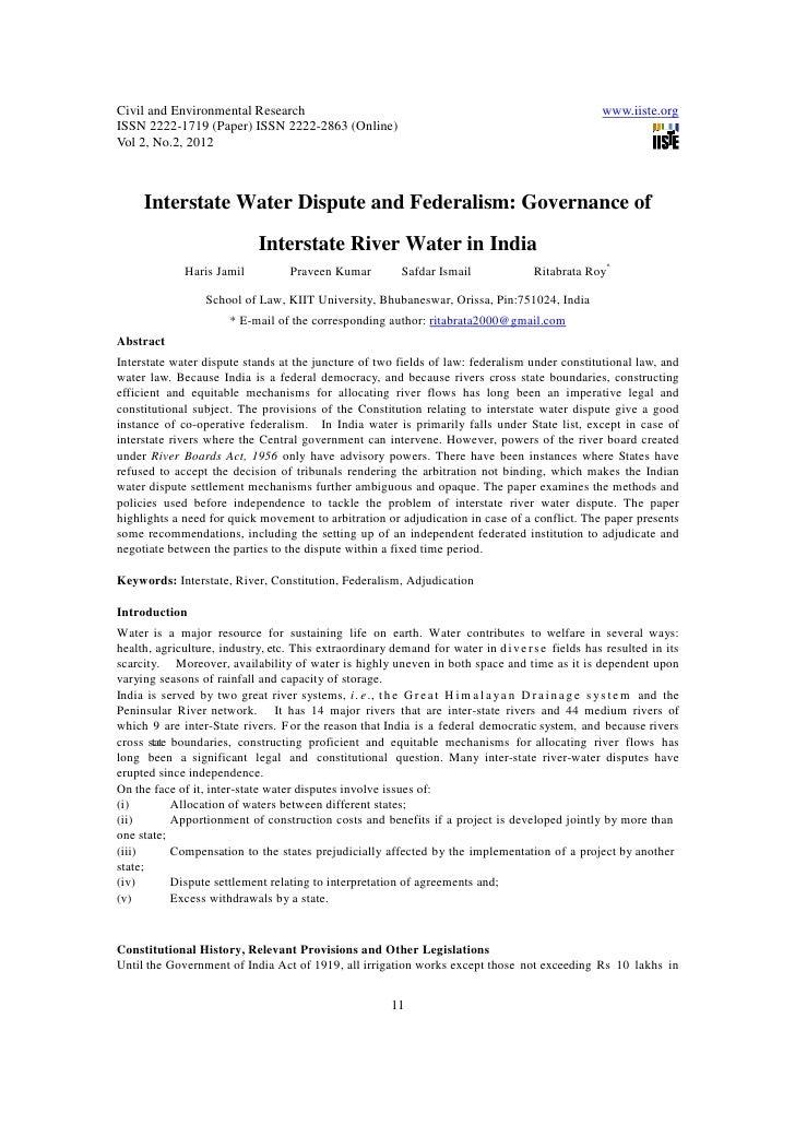 Civil and Environmental Research                                                                       www.iiste.orgISSN 2...