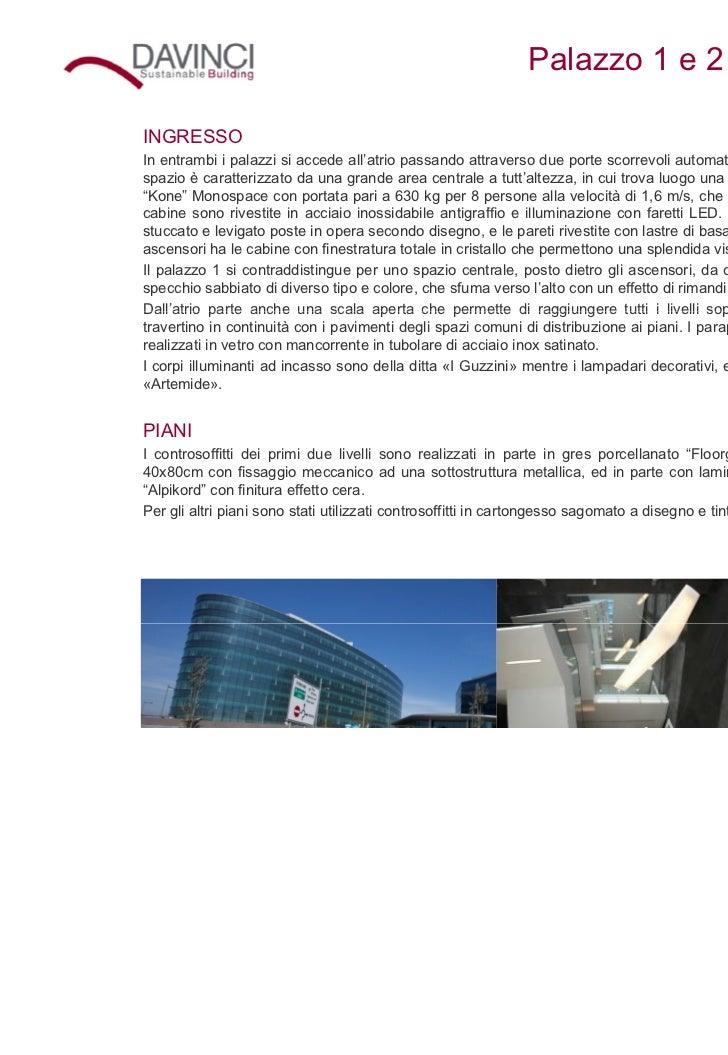Da vinci roma complesso direzionale con affitto uffici a for Affitto uffici arredati roma