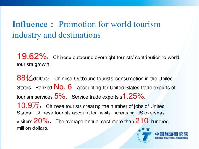 factors affect chinese outbound tourism 4 major trends in china's tourism industry the leapfrog development of chinese outbound tourism marketing china- smart tips for smart business in china.