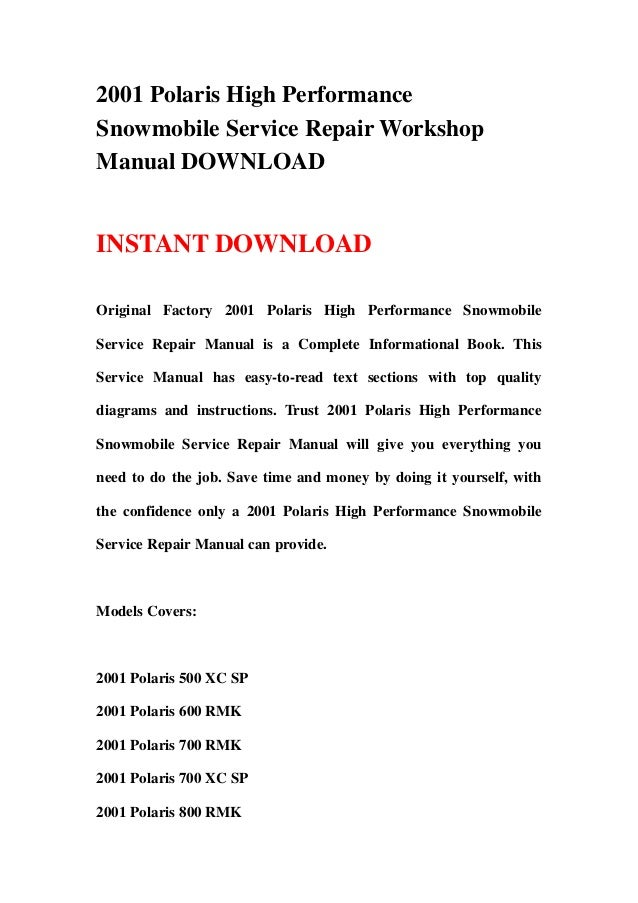 2001 polaris high performance snowmobile service repair workshop manual download 1 638?cb=1357810129 2001 polaris high performance snowmobile service repair workshop manu  at crackthecode.co