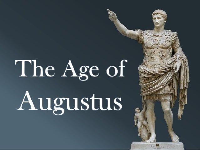 Augustus establishment of the principate