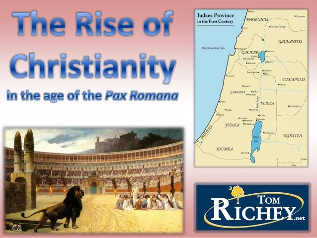 an introduction to the rise of christianity in the roman empire The roman empire - episode 1: the rise of the roman empire (history documentary) two thousand years ago, one civilisation held the.