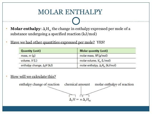 chemistry-enthalpy pow...