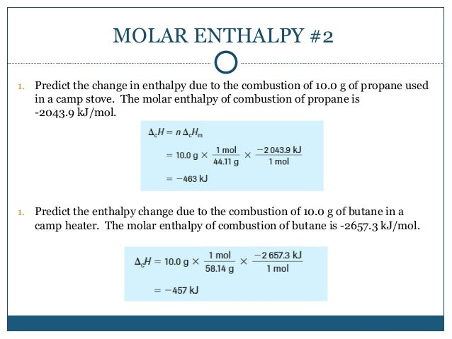 enthalpy solution lab report assessed data collection and This lab is derived almost entirely from a the purpose of this experiment is to determine the enthalpy change for the when data collection is.