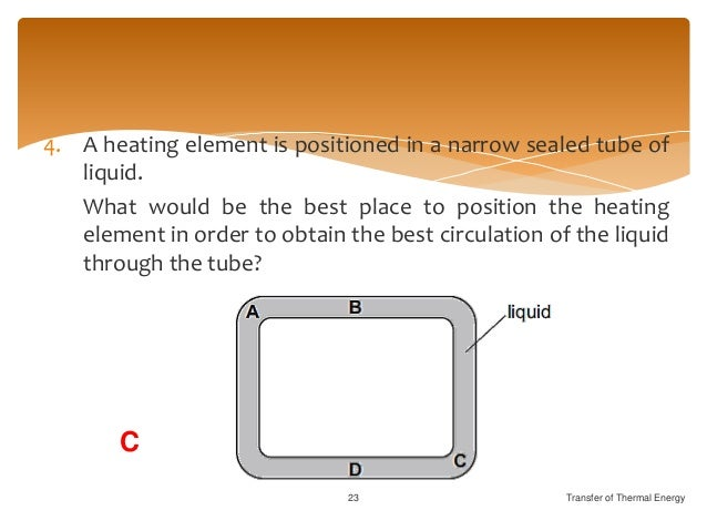 Image Result For Thermal Energy Transfera