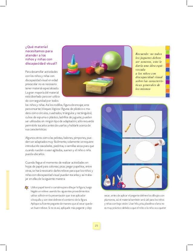 11. discapacidad visual. orientaciones pedagógicas.-