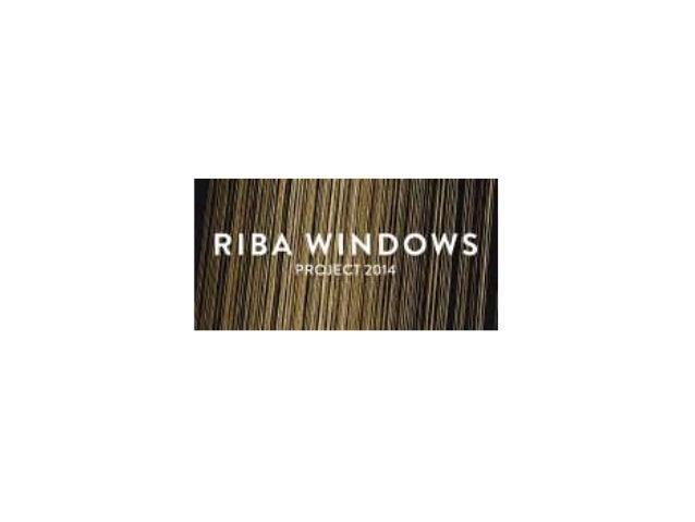 11. Riba: Regent´s Street Windows Project