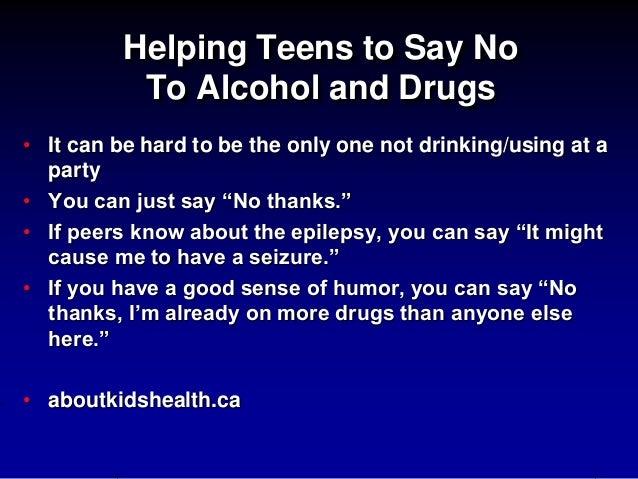 teens say