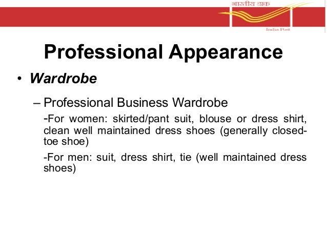 11.3 professional etiquette