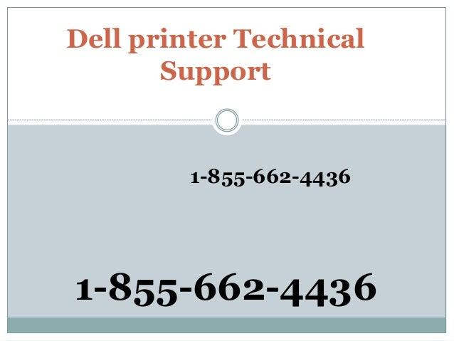 Dell printer Technical Support 1-855-662-4436 1-855-662-4436