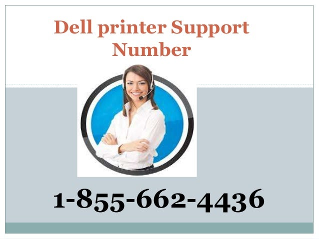 Dell printer Support Number 1-855-662-4436
