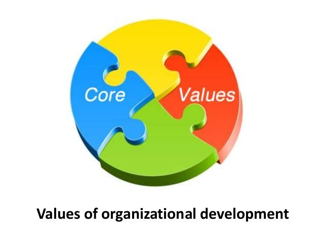 A research on shared value in an organization