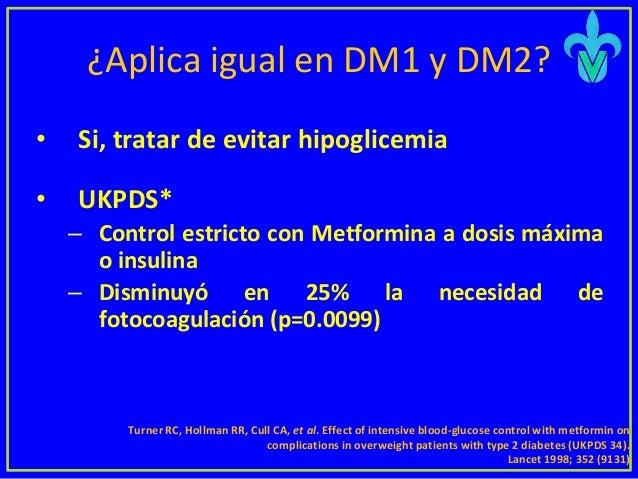 diabetes mellitus e insulinoterapia en oftalmopatía