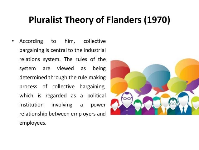 theories of industrial relations essay Classical and neoclassical approaches of management  this perspective emerges from the industrial  human relations school and behavioral schools emerged.