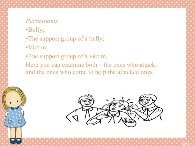 Help with a research paper for example about bullying