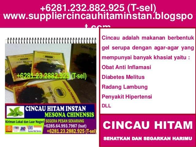 +6281.232.882.925 (T-sel) www.suppliercincauhitaminstan.blogspo t.com CINCAU HITAM SEHATKAN DAN SEGARKAN HARIMU Cincau ada...