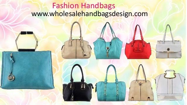 Fashion Handbags www.wholesalehandbagsdesign.com  3. Designer ... 0ecdefa1cb