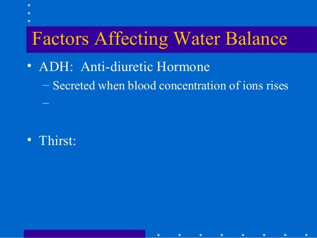 11  water balance and exercise performance