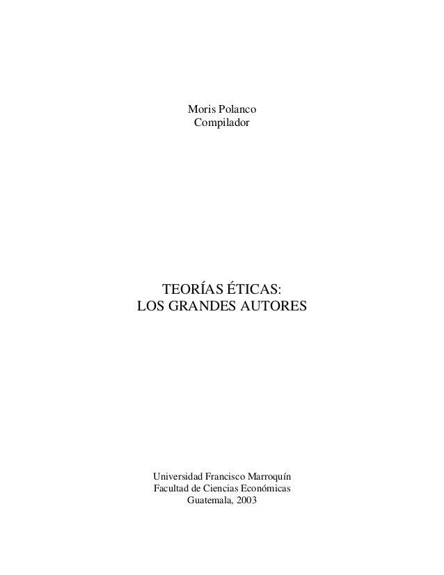 11. teorias eticas los grandes autores (2)