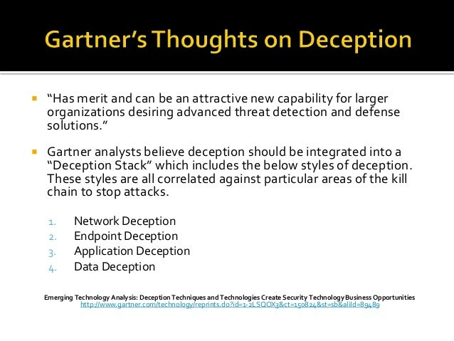 an analysis of deception in the Formal methods of countering deception and misperception in intelligence analysis simon pope defence science and technology organisation (dsto) edinburgh, australia.