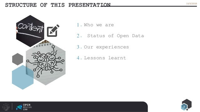 Linked Open Data from an industry perspective Slide 2