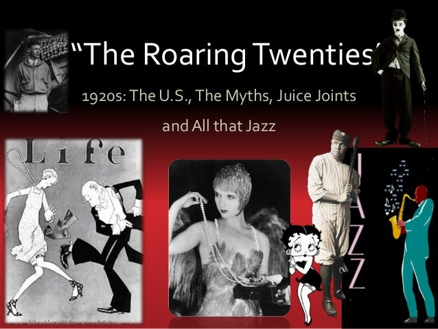 life in the roaring twenties essay
